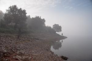 el invierno y la pesca