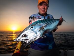 De pesca en el Estrecho