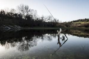 Fishing Walk