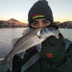 Pesca a Light Rockfishing en el Cantábrico